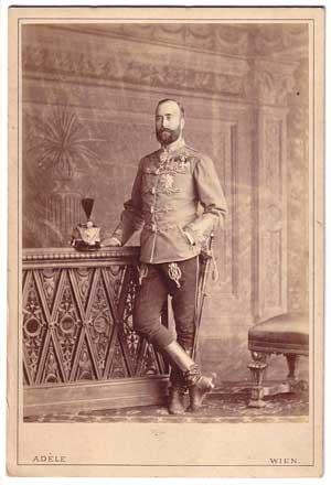 Великий князь Николай, после 1853 г.
