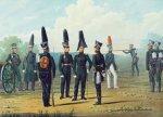 Чины Лейб-Гвардии Финляндского полка в 1806-1808 гг.