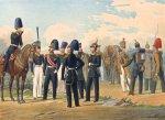 Чины Лейб-Гвардии Финляндского полка в 1831-1856 гг.