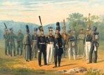 Чины Лейб-Гвардии Финляндского полка в 1808-1831 гг.