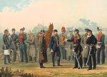 Чины Лейб-Гвардии Финляндского полка в 1856-1872 гг.