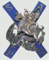 Знак лейб-гвардии Московского полка для унтер-офицерского состава