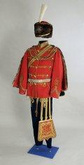 Парадная форма офицера Лейб-Гвардии гусарского полка, 1860-1917 гг.