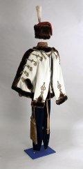 Выходная форма офицера Лейб-Гвардии гусарского полка, 1860-1917 гг.