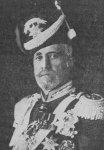 Е.И.В. Великий князь Николай Николаевич в форме полка.