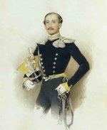 П.Ф.Соколов. Портрет А.В.Вельяшева. 1847.