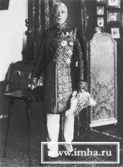Камергер Князь Г.Д. Шервашидзе