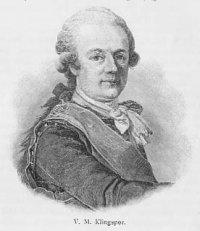 Генерал Клингспор ( Mauritz Klingspor)
