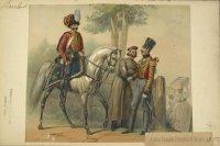 Лейб-Гвардии Гусарский полк в 1853-54 гг.
