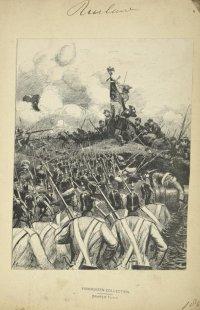 Отбитие атаки французов на Севастопольский бастион