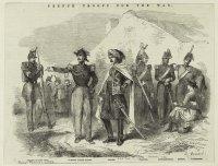 Французская армия в Севастополе.