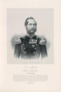 Петр Петрович Гарднер, полковник, командир 3-го саперного батальона