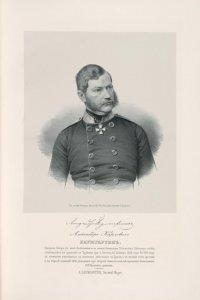Александр Карлович Баумгартен, генерал-майор