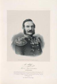 Морис Христианович Шульц, генерал-майор
