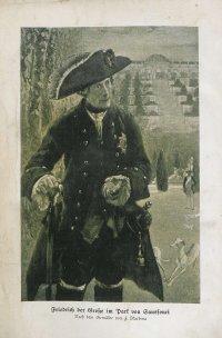 Фридрих II Великий (1712 † 86) – прусский король