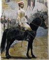 Болгарский полковник полка Александра.