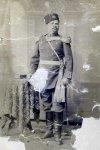 Болгарский генерал Генерального штаба. Около 1908 г.