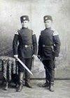 Фото болгарских пехотинцев. Около 1908 г.