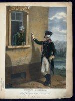 Унтер-офицер 13-го Егерского полка в 1797-1801 гг.
