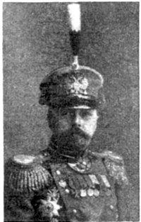 Командир полкаАПУХТИН, Александр Николаевич, генерал-майор, участник Русско-Японской войны и военный писатель.