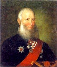 Андриан Карпович Денисов 6-й - войсковой атаман, генерал-лейтенант.