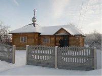Храм Шиловской общины староверов поморцев стал украшением Шилова. Внутренний вид.