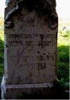Надгробный памятник на могиле Петра Васильевича и Надежды Николаевны Кожиных.