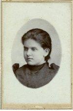 Качкова Елена Ивановна,родилась в 1877 г.,в 19 лет вышла замуж за сына рязанского купца 2-й гильдии, 32-х летнего Дмитрия Александровича Растиславова.