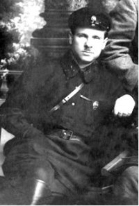 Василий Яковлевич Исаев