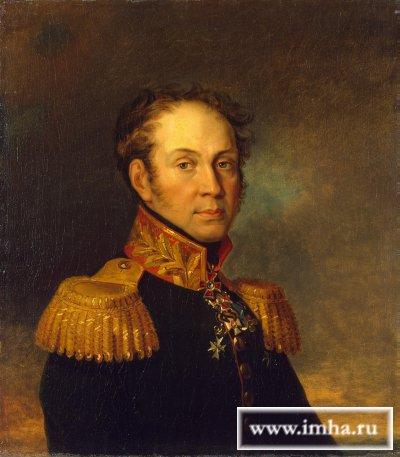ОЛЕНИН (Оленин 1-й, Аленин) Евгений Иванович, генерал-майор, действительный статский советник. Доу. Эрмитаж.