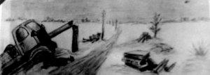 Остатки итальянских помощников Гитлера под Сталинградом. Из фронтового блокнота В. В. Мысева.