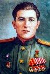 Майор, Герой Советского Союза Магомед Юсупович Гамзатов.