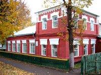 р.п.Шилово, ул.Советская. Дом, в котором осенью 1941 г. находился Штаб 10 Армии.