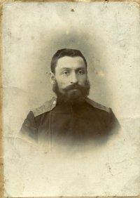 Портрет нижнего чина полка Киселева И.С.