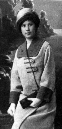 Вера Васильевна Качкова (Французова)