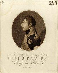 Густав IV. Fridrich Arnold. Начало XIX в.