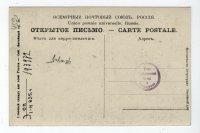 Его Величество король Черногории Николай. Почтовая открытка.