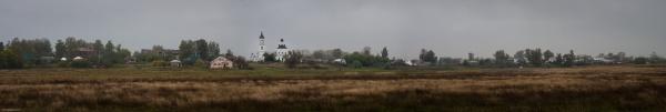 Панорама с. Юшта