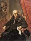 Кипренский О.А., портрет Г.Г. Кушелева. 1827 г.
