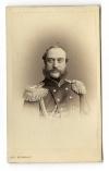 Фотограф Бергамаско, К.И. Герцог Мекленбург-Стрелицкий Георгий-Август. - 1865-1869. - Фото; 8,8х5,4; 10х6,1 см.