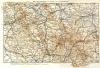 Карта графства Глац