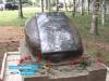 Памятник генералу Алексею Ионову в Пошехонье