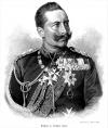 ВИЛЬГЕЛЬМ II, Император Германский, король Прусский