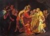 Акимов Иван Акимович. «Великий князь Святослав, целующий мать и детей своих по возвращении с Дуная в Киев»