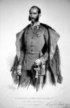 Александр, принц Гессенский и Прирейнский, Людвиг Георг Фридрих Эмиль, третий сын великого герцога Людвига II Гессен-Дармштадтского, родной брат Императрицы Марии Александровны