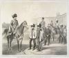 Лейб-Гвардии Гусарский полк в 1857 году.