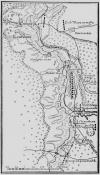Схема боя при Головчине 1 июля 1708 года