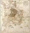 План взятия Лейпцига 7/19 октября 1813 г., первая половина XIX века. РГВИА.
