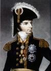 Ж.Б.Ж. Бернадот, наследный шведский принц. Л.Ш. Риэт по оригиналу И.Л. Креуля. Начало 1800-х.
