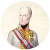 Император Франц I. Неизвестный художник. 1818-1824 гг. ГМП.
